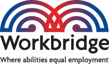 Workbridge, where abilities equal employment.